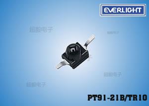 钱柜娱乐国际_亿光小蝴蝶红外线接收管 PT91-21B/TR10 光栅尺专用