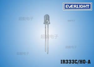 钱柜777娱乐_亿光红外线发射管IR333C/H0-A,5MM直插发射管,气表专