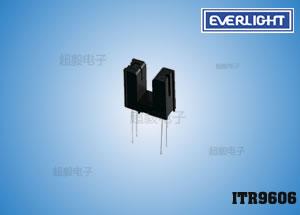 钱柜娱乐国际_亿光槽型光电开关 ITR9606 打印机、复印机专用光