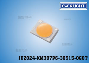 钱柜娱乐国际_亿光贴片大功率3-50W轨道射灯筒灯灯珠JU2024-KM30