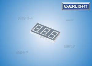 钱柜娱乐_亿光三位8数码管,贴片数码管,LED数码管,仪表板专