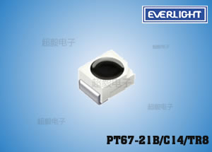 钱柜娱乐111_PT67-21B/C14/TR8,亿光接收管,贴片红外线接收管