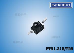 钱柜777娱乐_亿光贴片红外线接收管 PT91-21B/TR9 分选机专用接收