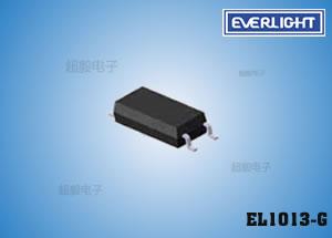 钱柜娱乐_亿光EL1013-G,贴片光电耦合器,空调专用光耦