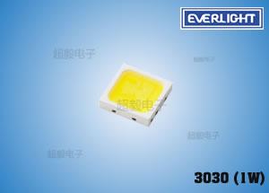 钱柜娱乐111_亿光3030(1w)贴片LED灯珠 娱乐灯光专用LED灯珠